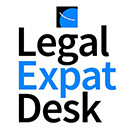 legal expat desk logo